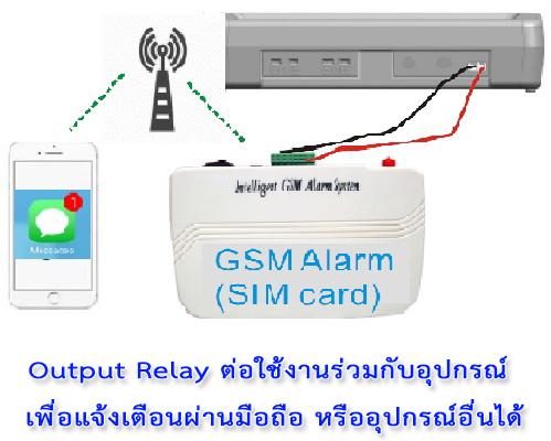 เครื่องวัดอุณหภูมิ 4 channel K thermometer SD card data logger w/Relay 88599 AZ